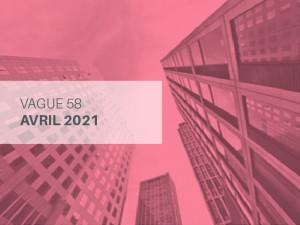 Vague 58 - Avril 2021