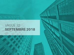 Vague 32 / Septembre 2018