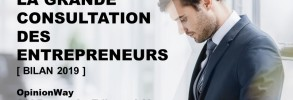 Grande consultation des entrepreneurs - Le bilan 2019