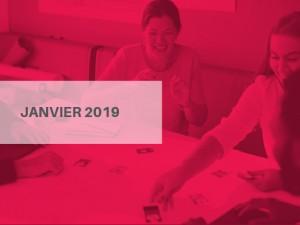 Vague 83 / Janvier 2019